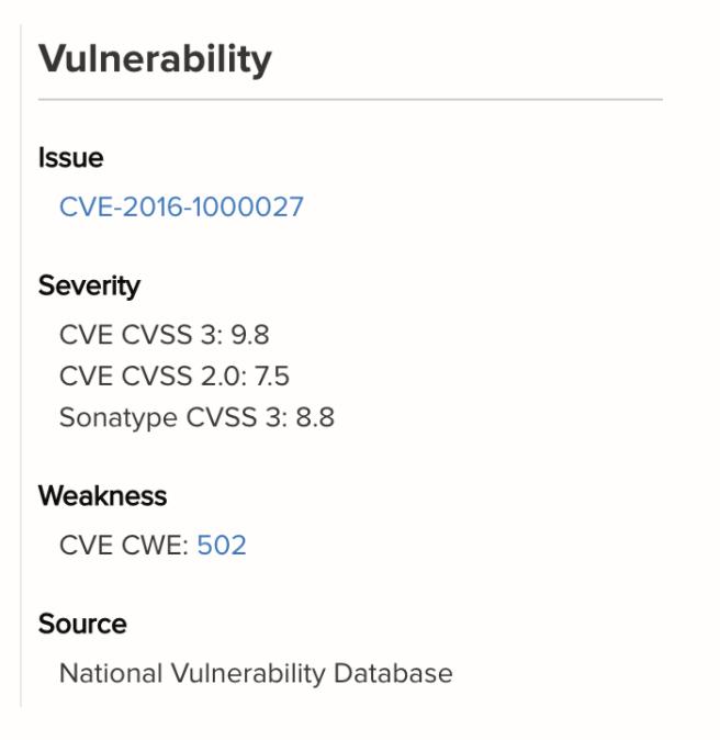 VulnerabilityDetails