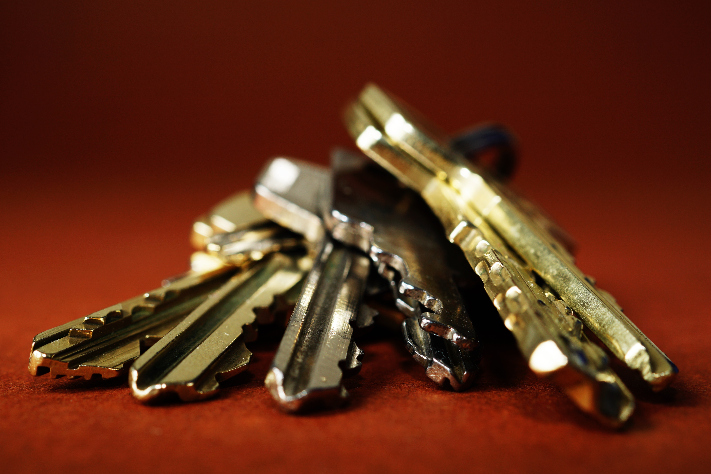 close-up-keys